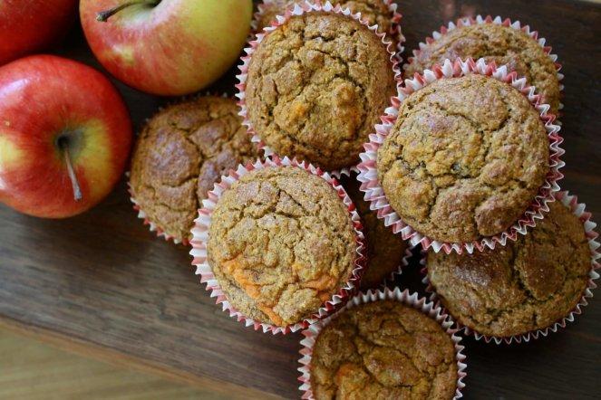 Vegane Muffin mit CBD